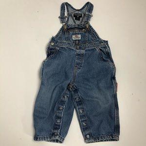 Vintage Polo Jeans Ralph Lauren Overalls Baby
